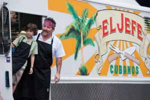 Jon Favreau's Film Chef Serves up Authentic Foodie Flair