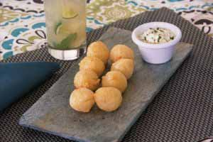 yuca cheese bites mic food