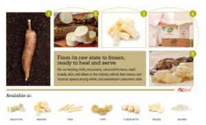 frozen yuca step by step mic food