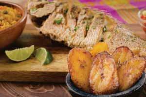 MIC Food pescado ranchero mic food