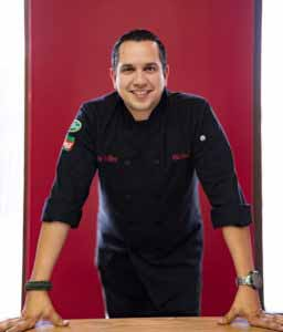 Chef Arthur Artiles MIC Food