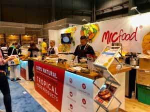 MIC Food restaurant show chef arthur artiles