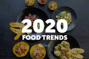 2020 Food Trends: Plant-based, Zero Waste, Healthy Bowls, and Much More