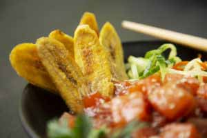 5 Satisfyingly Crunchy Plantain Chip Appetizers